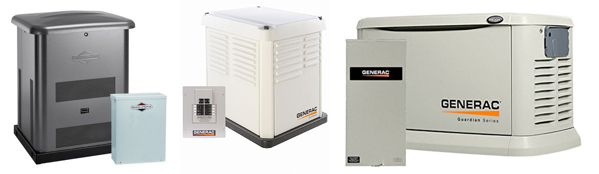 Best Standby Generators for Home Use 2015 - 2016
