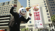 Jack in the Box Unveils the World's Largest Coupon, an 8-Story-High Monstrosity