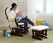 Top 10 Best Rocking Chairs for Nursery Reviews 2017-2018
