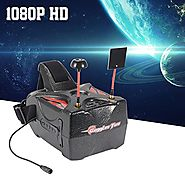 Top 10 Best FPV Goggles with HDMI Input Reviews 2018-2019