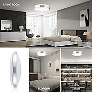 Top 10 Best Surface Mounted LED Ceiling Lights Reviews 2018-2019