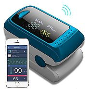 Top 10 Best Bluetooth Fingertip Pulse Oximeters Reviews 2018