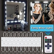 TOP 10 BEST LED LIGHT STRIPS FOR VANITY MIRROR REVIEWS 2018-2019