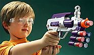Nerf Gun Safety Tips
