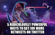 The Top Twitter Tips of 2015 | 5 Ways to Get 10x More Retweets on Twitter