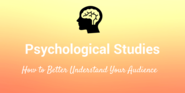 15 Psychological Studies That Will Boost Your Marketing