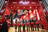Shopping in Singapore | UK toy giant Hamleys officially opens first Singapore store in Plaza Singapura