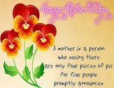 Mothers Day | Happy Mothers Day Greetings | Greetings For Mother's Day