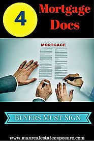 The Best Mortgage and Financial Advice Articles | 4 Mortgage Documents Buyers Must Sign For TRID