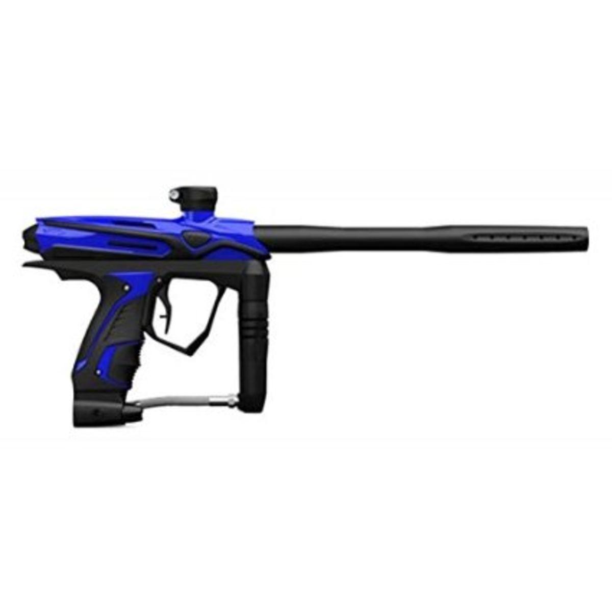 Woods ball paintball guns