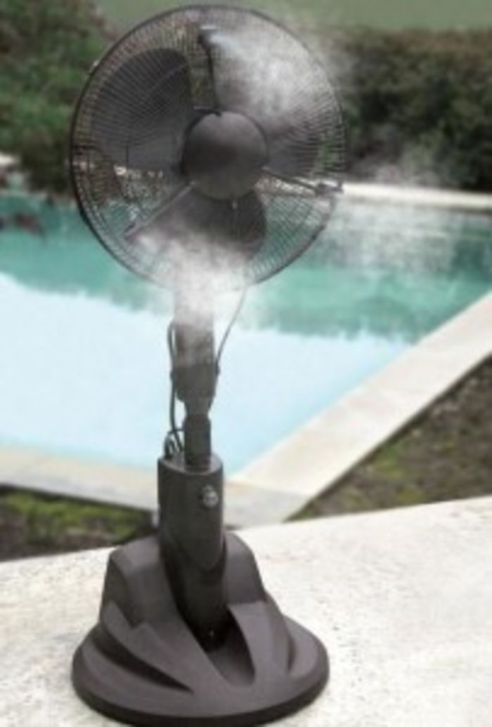 Parts Of A Patio Misting System : Brass misting nozzles for outdoor patio systems
