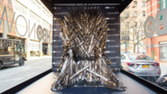 Game of Thrones Fans Take a Seat, Courtesy of Uber