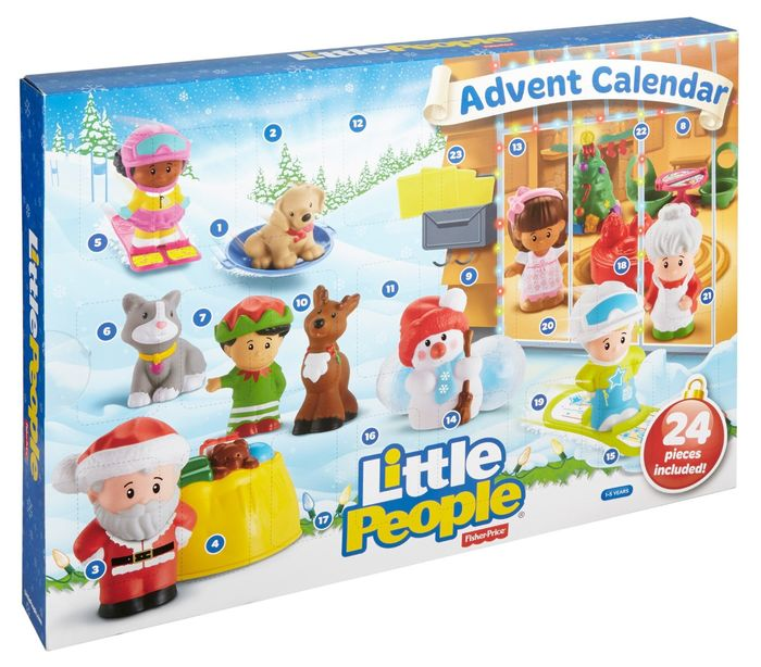 Kids Toy Advent Calendar : Toys for year old boys best gifts list and