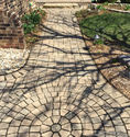 Stone Walkways:
