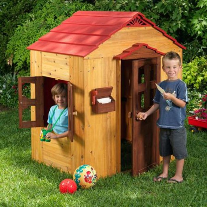 Best Rated Children S Wooden Outdoor Playhouses For Sale
