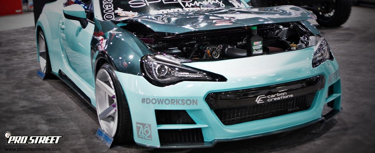 Headline for Ten Best Scions of 2014 SEMA Show