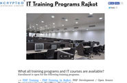 IT Training Programs | 'IT Training Programs Rajkot' - Readymag