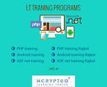 IT Training Programs | Requirements of NCrypted Learning Center