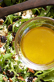 10 Delicious Salad Dressing Recipes | Citrus Honey Vinaigrette