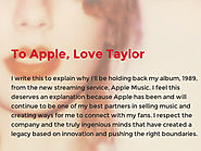 Entertainment News | Apple agrees to pay royalties to musicians after Taylor Swift criticizes tech giant in open letter