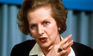 Margaret Thatcher: the villain of political pop