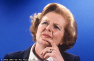 Thatcher | I thought she'd bitten Mitterrand: Margaret Thatcher's diplomacy had verve and vigour aplenty, but passengers needed ...