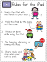 1 iPad Classroom Apps | Heidisongs Resource: Tips for the One iPad Classroom, and a Free iPad Rules Download!