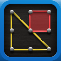 1 iPad Classroom Apps | Geoboard, by The Math Learning Center