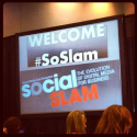 Listen up! Here's 10 top snippets from Social Slam!