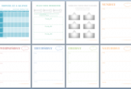 Free Organizing Printables | FREE Business Goals and Priorities Printable Planner