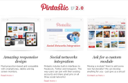 Top 100 WP-Themes | Pinterest Clone Script - Pintastic