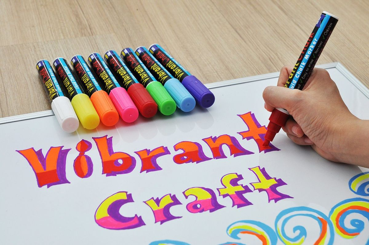 Headline for Liquid Chalk Markers For Chalkboards