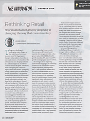 Grocery Trends | May Marketing News - Rethinking Retail Page 1