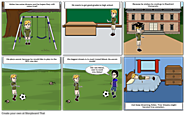 Dream storyboard by: maldecoa