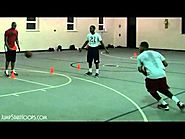 11 Drills To Help You Master The Pull-up Jump Shot | Triple Threat 1 Dribble Pull Up Drill (ft. Jamir Moultrie) - Coach Godwin Ep: 152