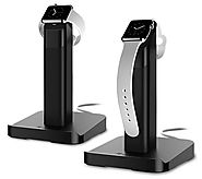 Griffin WatchStand Charging Dock for Apple Watch (SALE: $24.99)