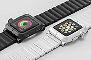 LUNATIK - EPIK Polycarbonate Case and Silicone Band for Apple Watch (On Sale for $59.99)
