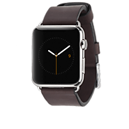 Case-Mate Signature Leather Band for Apple Watch - Brown ($39.95)