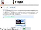 Fiddler - The Free Web Debugging Proxy by Telerik
