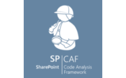 SharePoint Developer Tools | SharePoint Code Analysis Framework (SPCAF) BETA extension