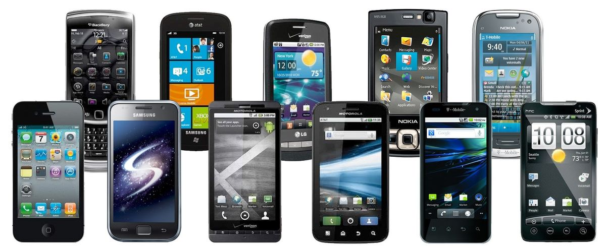 research paper on samsung mobile phones