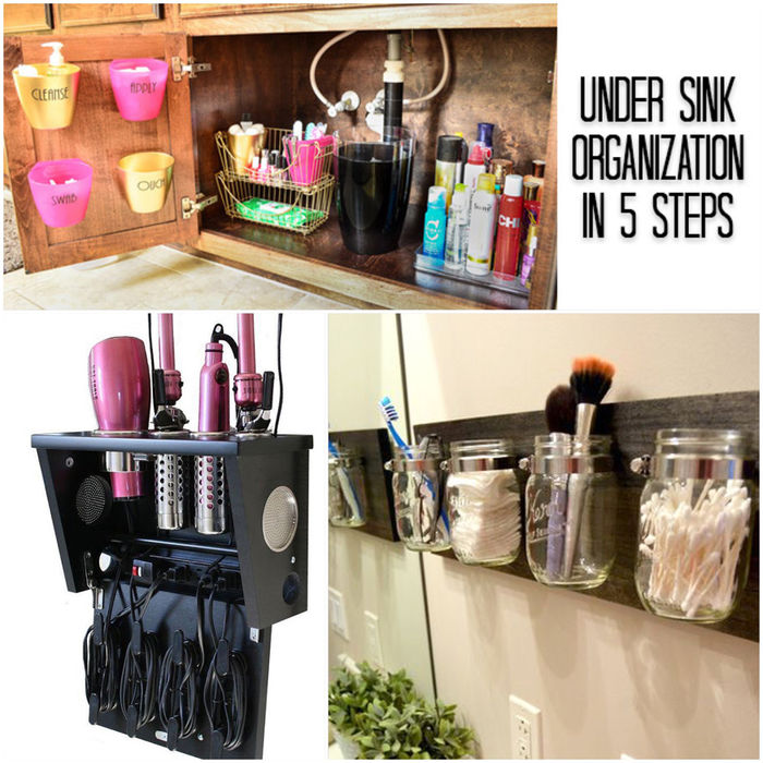 Organize Your Home | Bathroom:
