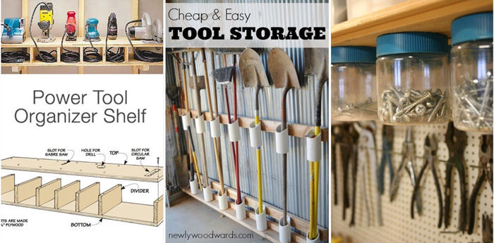 Organize Your Home | Garage: