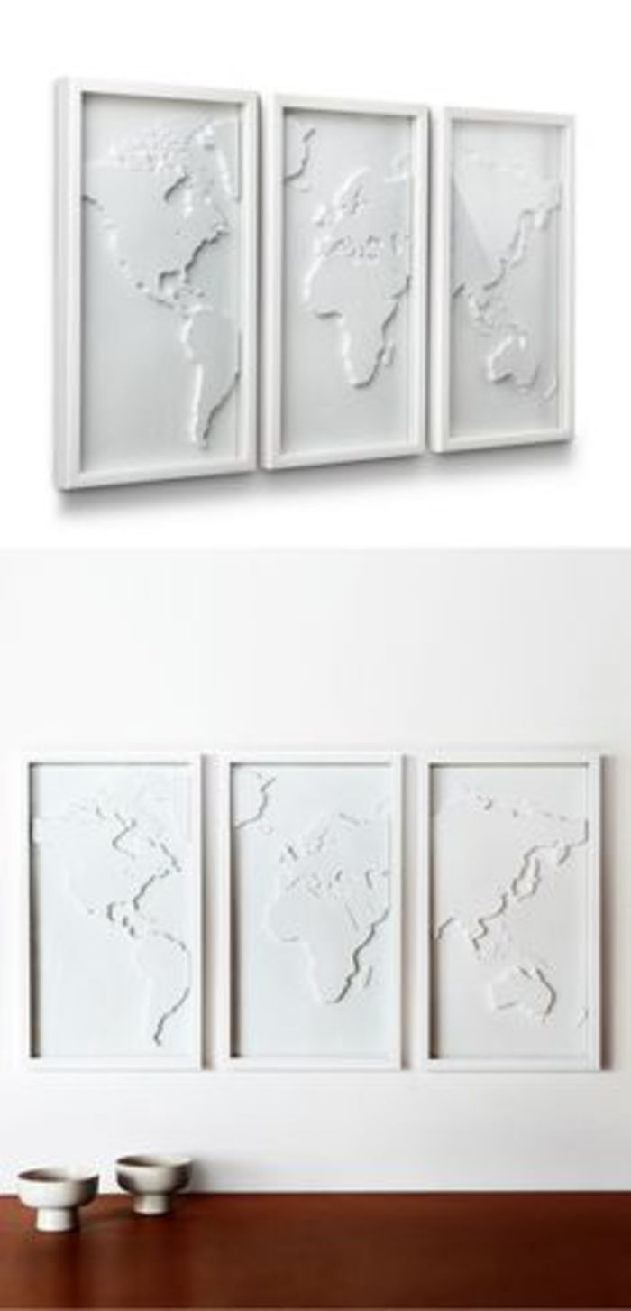3d Wall Art For Contemporary Homes: 3D Wall Panels, Textured Wall Coverings & Wall Decor