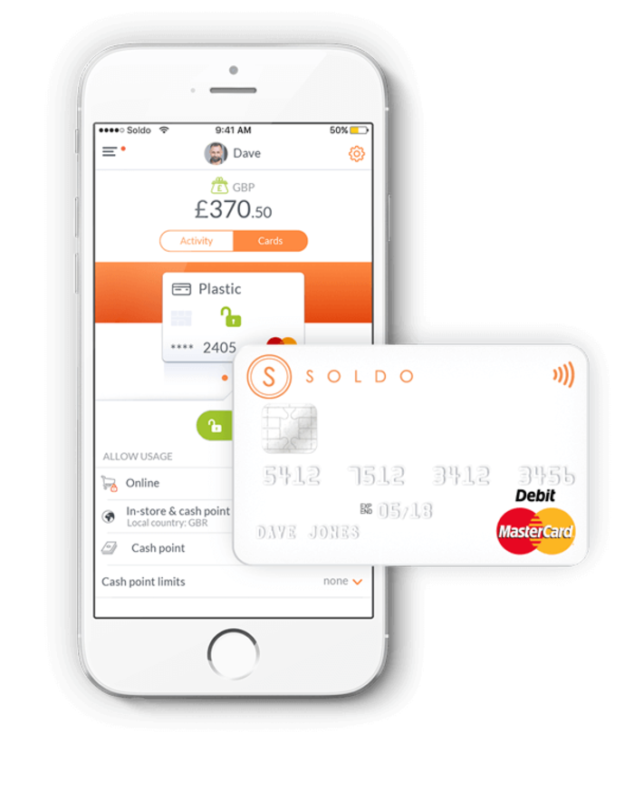 The Smart Debit Card For Teens And Parents: Kid/Teen/Family Prepaid/Debit Cards