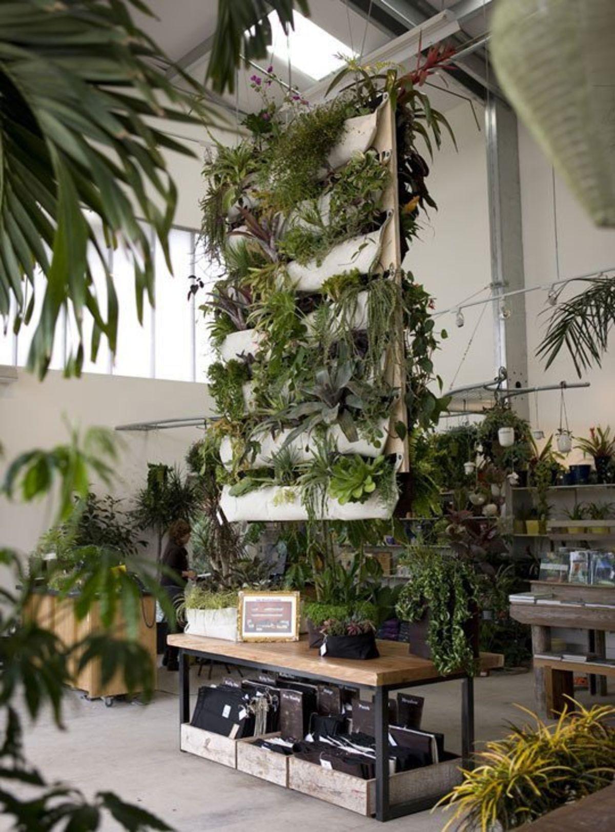 7.3 зелёная живая стена из растений - идеи и ресурсы, часть .