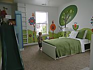 Cool Stuff for Kids | Parade of Homes - Bedrooms - Organize and Decorate Everything