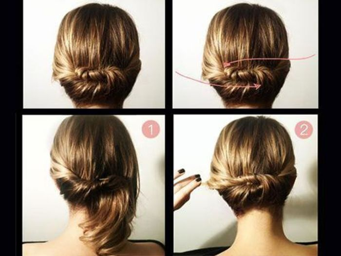 Phenomenal Cool Easy Hairstyles To Do Yourself Hairstyle Pictures Short Hairstyles Gunalazisus