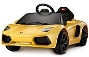 Best Electric Ride On Kids Cars 2015 | Kids Ride-On Car Endless Fun