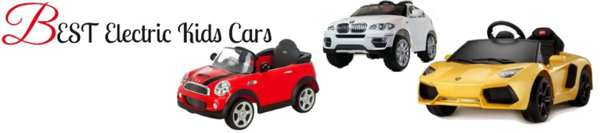 Headline for Best Electric Ride On Kids Cars 2015